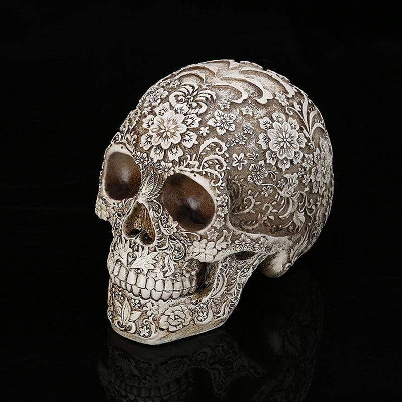 Skull Sculpture Trendy Joys