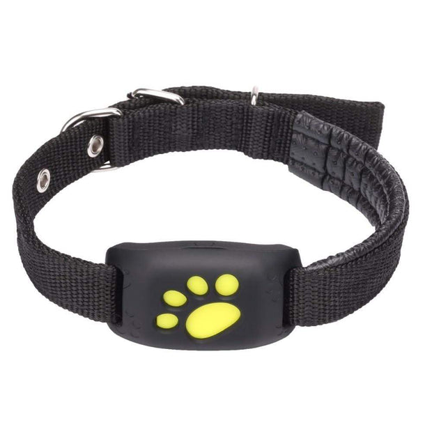 Smart Pet GPS Tracker Waterproof Dog Collar Trendy Joys