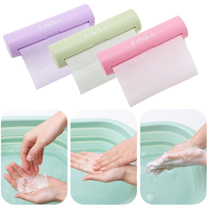 Soap Paper Rose Trendy Joys