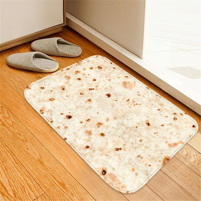 The Official Burrito Welcome Mat Style C Trendy Joys