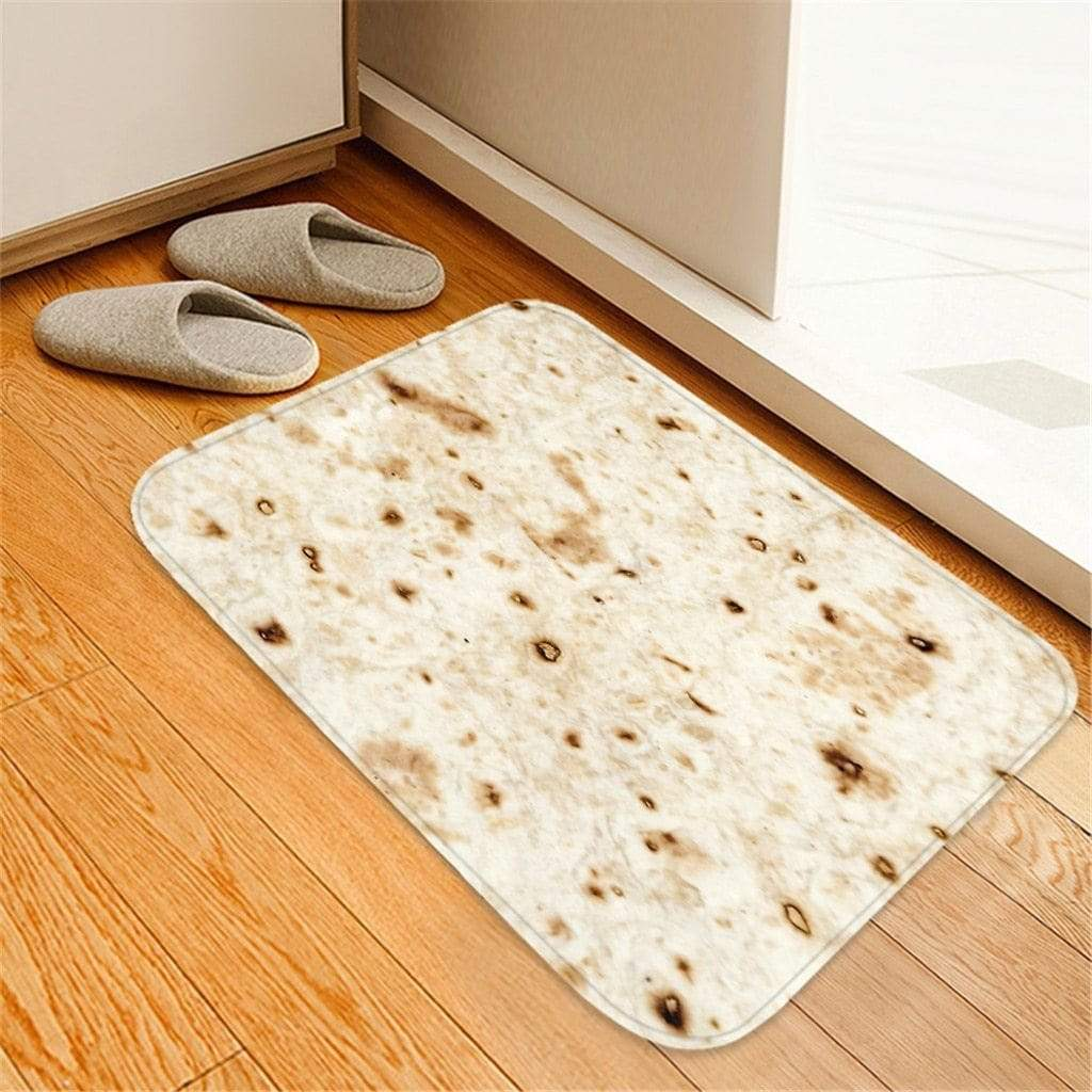 The Official Burrito Welcome Mat Style D Trendy Joys