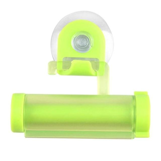 Toothpaste Squeezer Green Trendy Joys