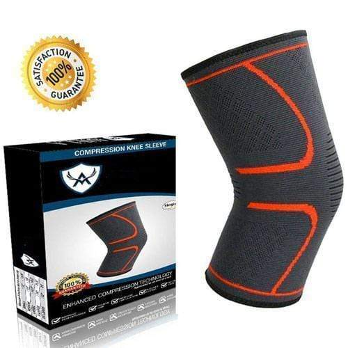 Ultra Compression Sleeve For Knee Arthritis Black / M Trend Frenzys