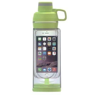 Water Bottle Phone Case Green / iPhone 6/6s/7 Trendy Joys