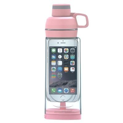 Water Bottle Phone Case Pink / iPhone 6/6s/7 Trendy Joys