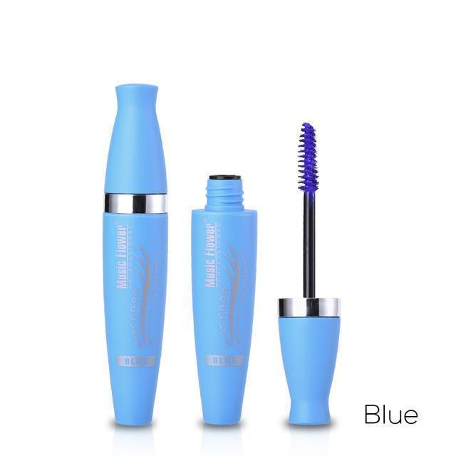 Waterproof Color Mascara Black Trend Frenzys