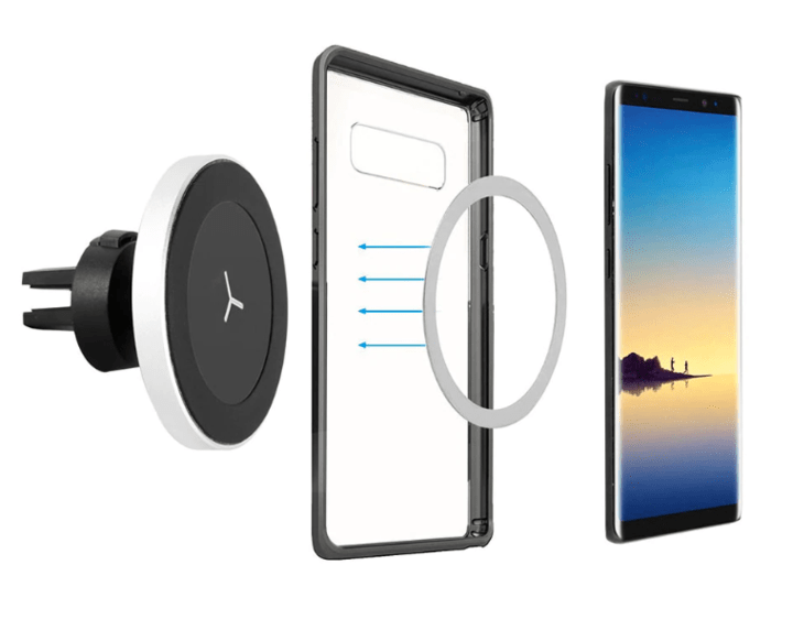 Wireless Charger and Mount Trendy Joys