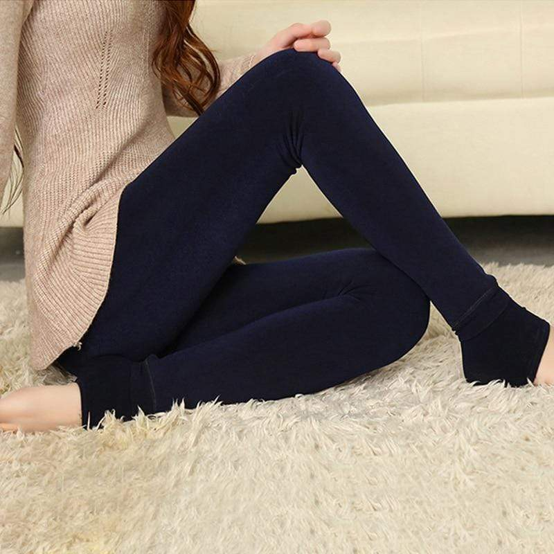 Women's Autumn And Winter Leggings Black / S Trendy Joys