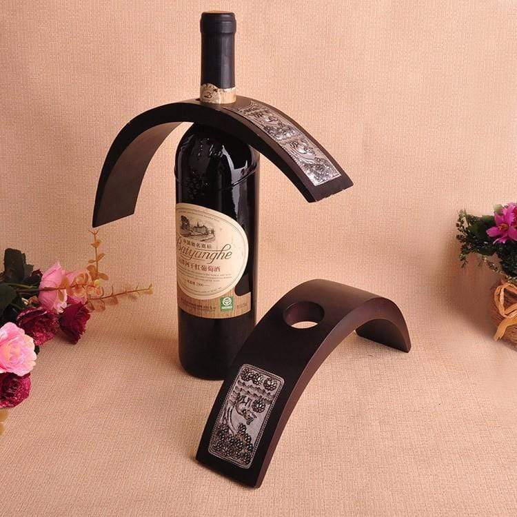 Wooden Wine Rack Trendy Joys