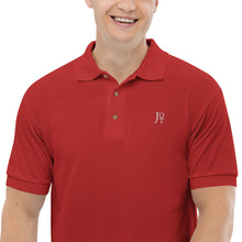 Load image into Gallery viewer, JOT apparel Embroidered Polo Shirt