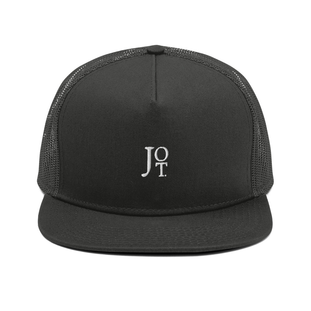 JOT Just Own Today Mesh Back Snapback