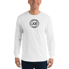 Load image into Gallery viewer, JOT logo Own Today bk.Long Sleeve T-Shirt
