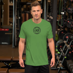 Just Own Today logo i-JOT Short-Sleeve Unisex T-Shirt