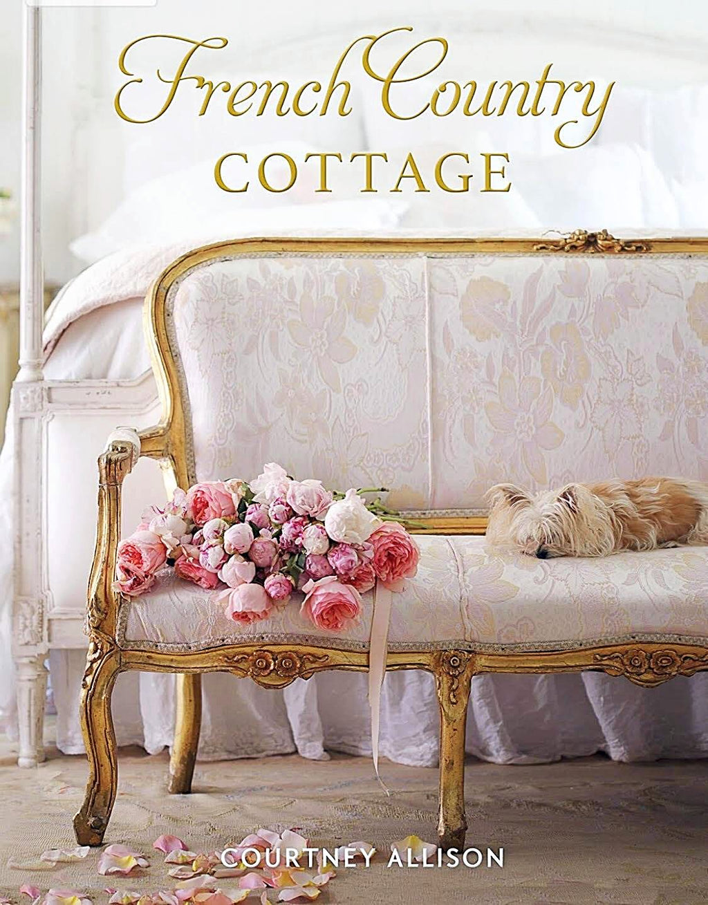 Signed Copy of French Country Cottage Book