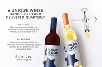 Israeli Good Quarterly Subscription - Box (6 Bottles)
