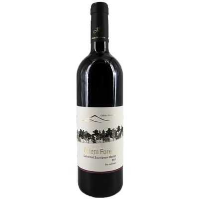 Odem Mountain Forest Cabernet | Merlot 2017