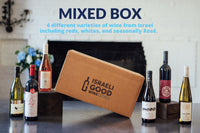 Israeli Good Quarterly Subscription - Mixed Box (6 Bottles)