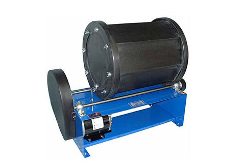65T Ball Mill - Heavy Duty Rotary Tumbler