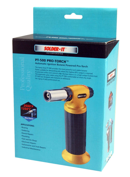 PT-500 Heavy Duty Butane Torch