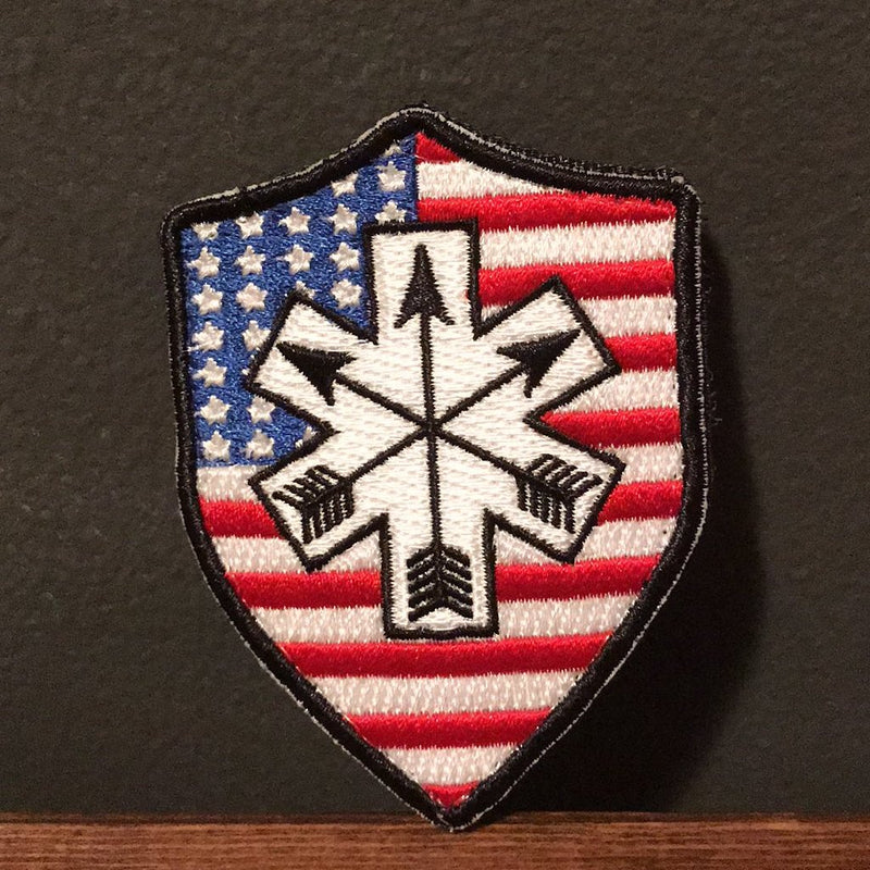 SOARescue American Flag Patch