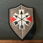 SOARescue Thin Red Line Patch