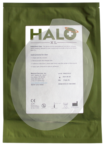 Halo XL Occlusive Dressing
