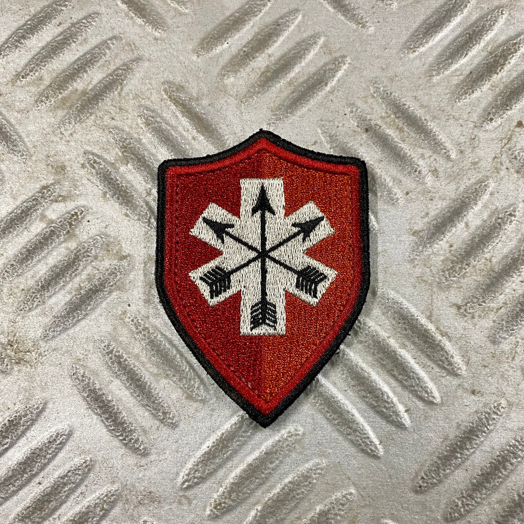 SOARescue Shield Patch