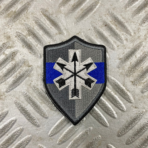 SOARescue Thin Blue Line Patch