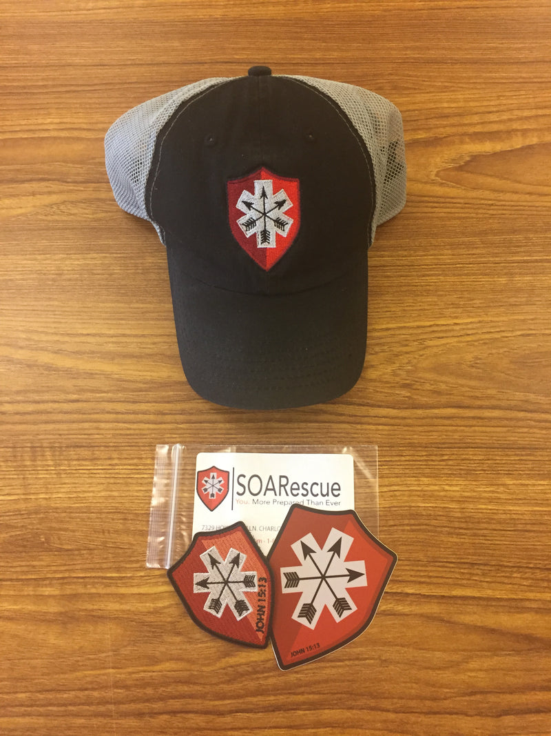 SOARescue Hat Swag Pack