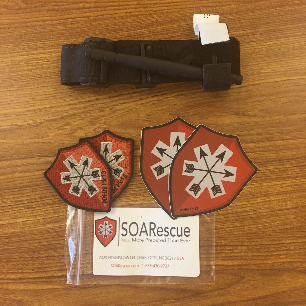 SOARescue TQ Swag Pack