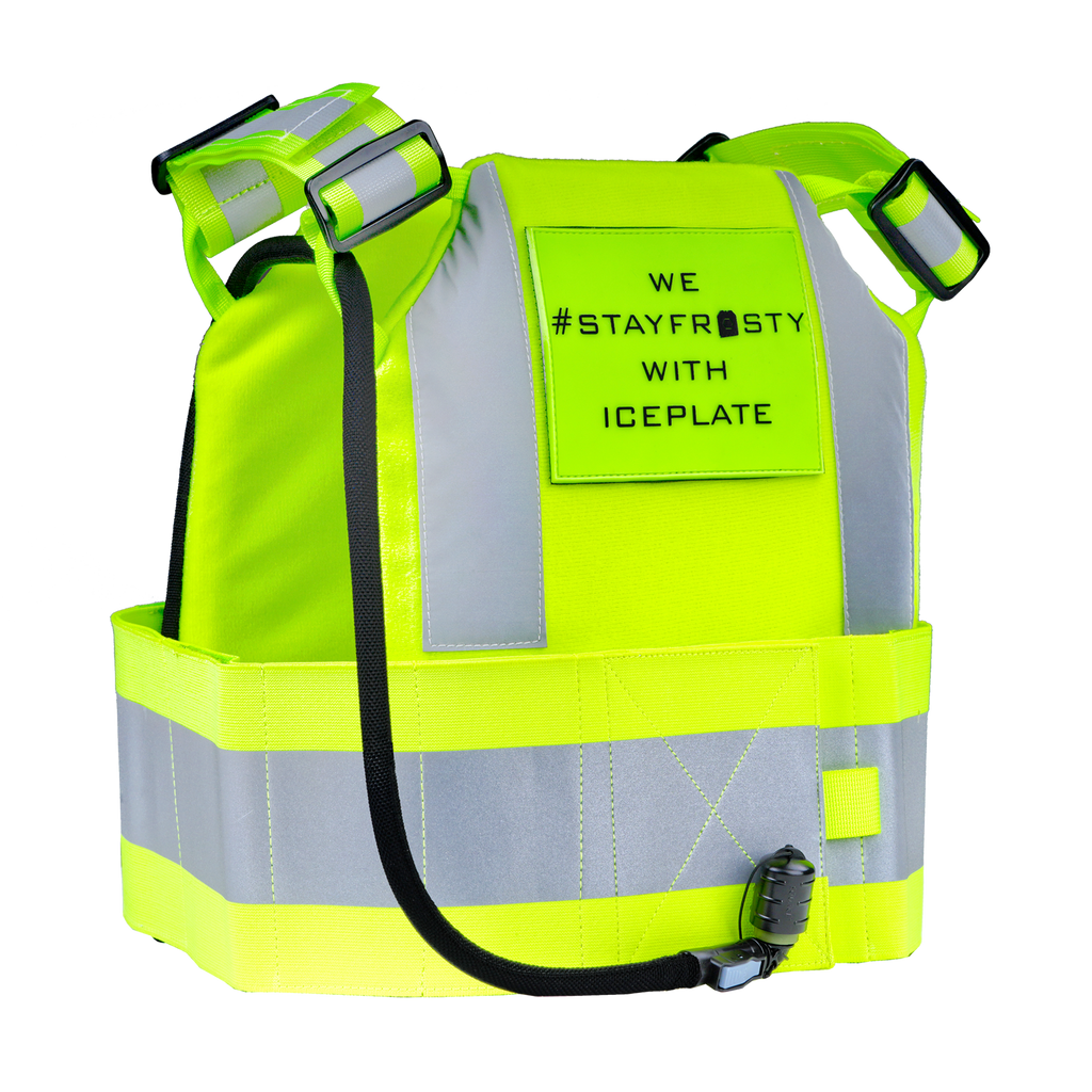 IceVest HiVis Safety Vest