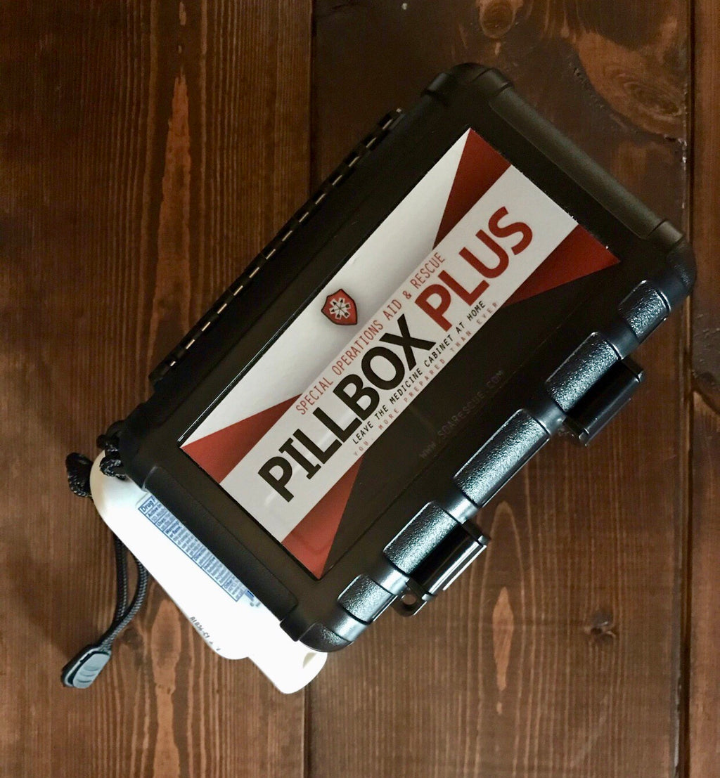 SOARescue Pillbox Plus
