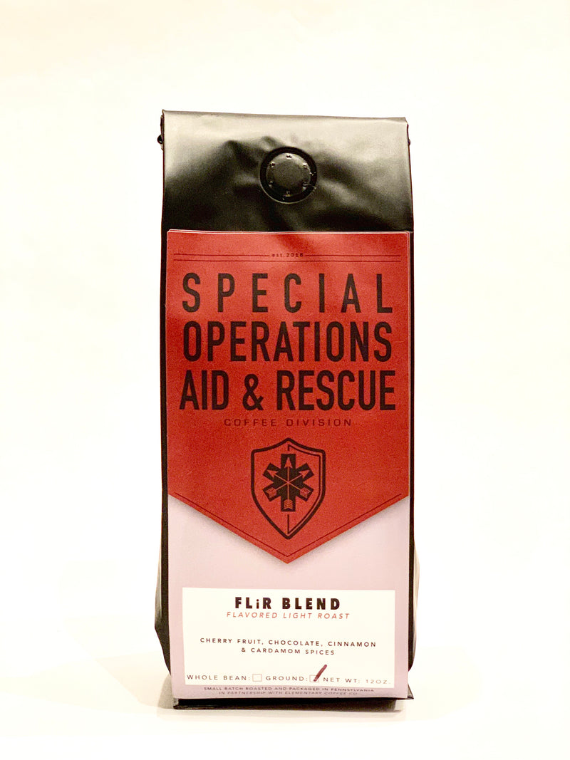SOARescue FLiR Blend Coffee