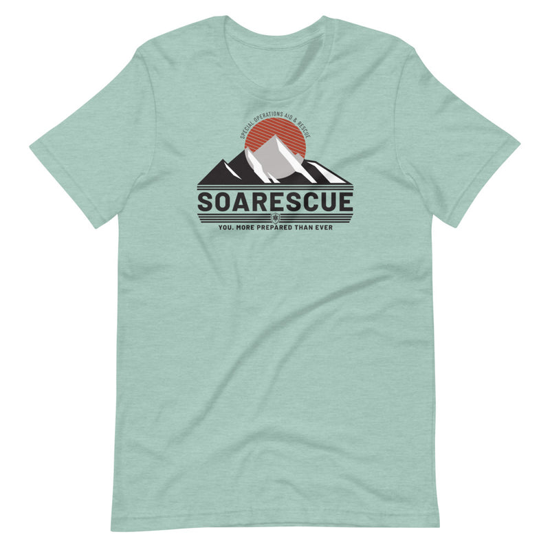 SOARescue - Mountain Shirt