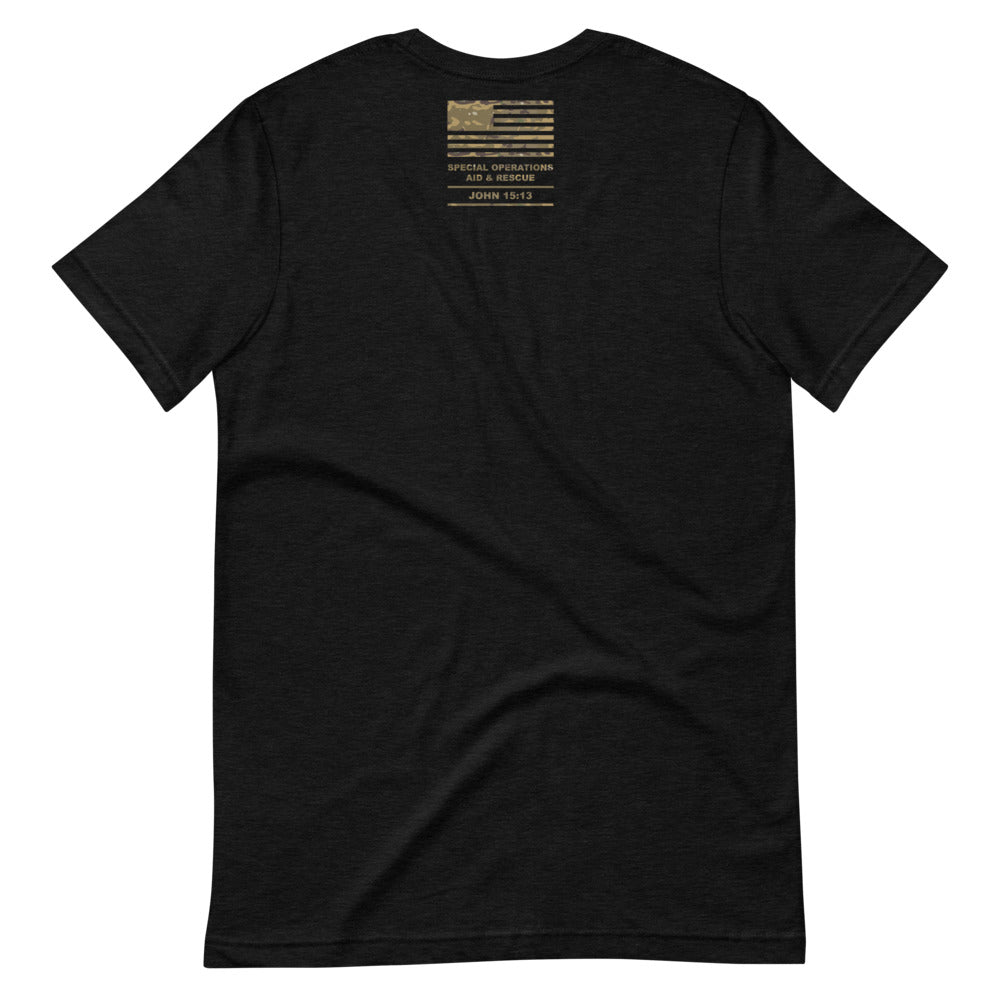 SOARescue Multicam Tri-Blend Shirt