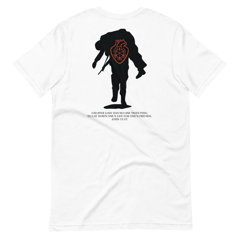 SOARescue - Brother's Keeper Shirt - Black