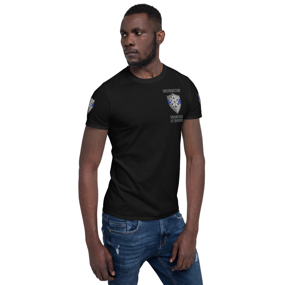 SOARescue LE Division Short Sleeve T Shirt