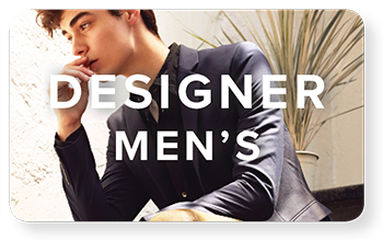 Designer Men's Apparel