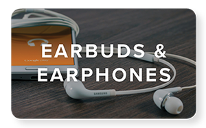 Earbuds and Earphones Collection