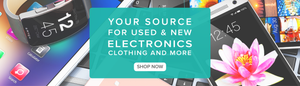 Infinitote is your source for used and new electronics, clothing, and more.