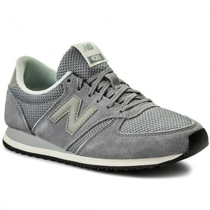 New Balance Women's Sneakers WL420NBA Gray Sz 11-infinitote.com