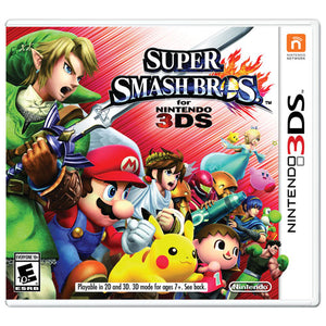 Super Smash Bros. (Nintendo 3DS, 2014) GAME ONLY-infinitote.com