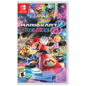 Mario Kart 8 Deluxe - Nintendo Switch - GAME ONLY-infinitote.com