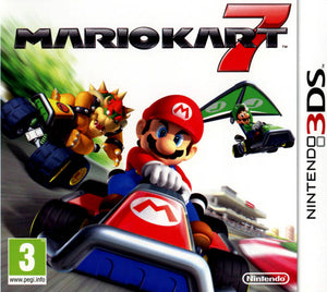 Mario Kart 7 (Nintendo 3DS, 2011) GAME ONLY-infinitote.com