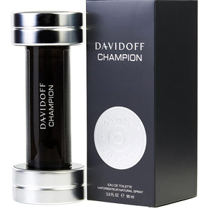 Davidoff Champion Men's Eau De Toilette 3 oz / 90 ml-infinitote.com