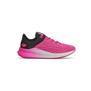 NEW BALANCE Fresh Foam Fast Running Shoes Black & Peony Sz 5-infinitote.com