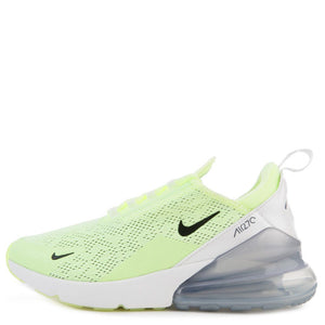 Nike Women's Air Max 270 'Barely Volt' Running Shoes Sz 6.5-infinitote.com