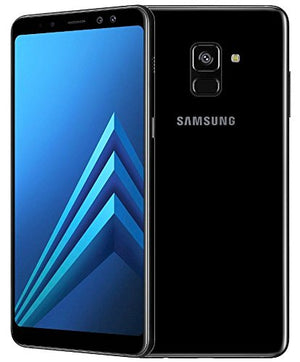 Samsung Galaxy A8 (2018) SM-A530W - 32 GB - Unlocked - Android Smartphone - Black-infinitote.com