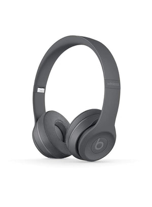 Beats Solo3 Wireless Bluetooth Headphones by Dr. Dre - Gray-infinitote.com