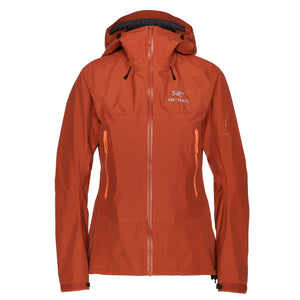 Arc'teryx Arcteryx Women's Beta SL Hybrid Jacket Orange Sz S-infinitote.com